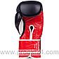Боксерские перчатки BENLEE SUGAR DELUXE blk -14 oz, фото 2