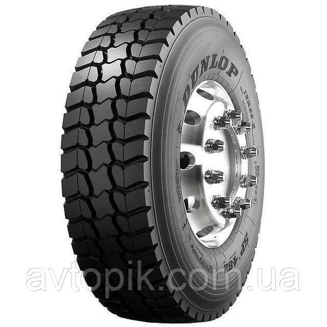 Грузовые шины Dunlop SP 482 (ведущая) 315/80 R22.5 156/150K
