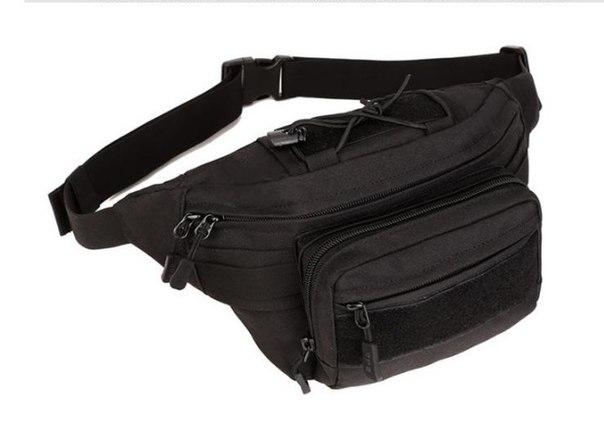Тактическая сумка на пояс