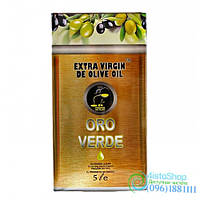 Оливковое Масло Первого Отжима Olio Oro Verde 5 Л