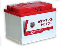 Аккумулятор Электроисток - 60а +левый 510 А