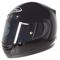 Легкий комфортный шлем Suomy   APEX PLAIN BLACK размер  ХХL
