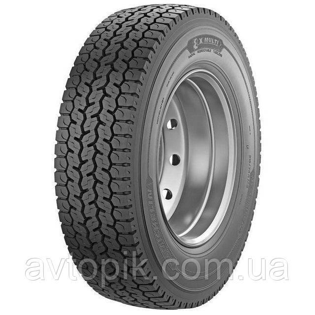 Грузовые шины Michelin X Multi D (ведущая) 285/70 R19.5 146/144M