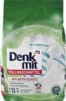Универсальный стиральный порошок для белого и цветного белья Denkmit 1,35kg.