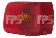 Фонарь задний для Audi 80 седан 91-94 левый (DEPO) внешний