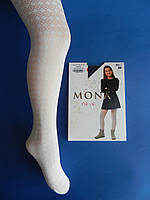 """НОВИНКА! Детские  колготки с рисунком """"Mona"""" Odi 06, 60den, 3D"""