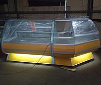 Линейка витрин JBG 2,8 метра