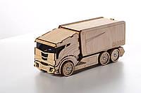 Конструктор деревянный Машина Карго (Cargo)