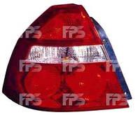 Фонарь задний для Chevrolet Aveo седан (Т250) 06-09 правый (DEPO)