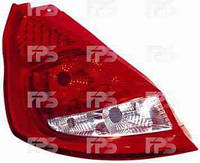 Фонарь задний для Ford Fiesta 09- левый (DEPO)