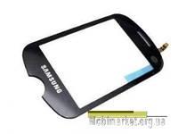 Сенсор для мобільного телефону Samsung C3510 чорний