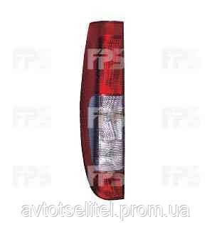 Фонарь задний для Mercedes Vito 03-10 левый (DEPO)