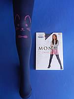 "НОВИНКА! Детские  колготки с рисунком ""Mona""  Cats 02, 60den"