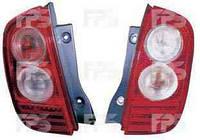 Фонарь задний для Nissan Micra K12 03-10 левый (DEPO)