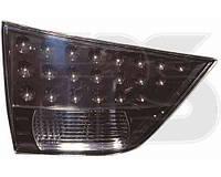 Фонарь задний для Mitsubishi Outlander XL 07-12 правый, внутренний (FPS)