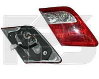 Фонарь задний для Toyota Camry V40 06-11 левый (DEPO) внутренний