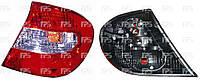 Фонарь задний для Toyota Camry V30 02-04 левый (DEPO) американская версия, 4 лампы
