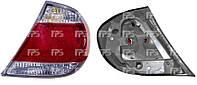 Фонарь задний для Toyota Camry V30 04-06 левый (DEPO) американская версия, 4 лампы