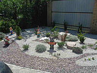 Устройство рокария (клумба из камней ), фото 1