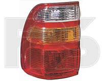 Фонарь задний для Toyota Land Cruiser 100 98-04 правый(DEPO) внешний