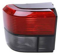 Фонарь задний для Volkswagen T4 91-03 левый (DEPO) красно-дымчатый