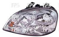 Фара передняя для Chevrolet Lacetti 03- левая (FPS) под электрокорректор