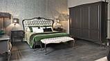 Італійська класична ліжко з натурального дерева Valpolicella фабрика Giorgio Casa, фото 5
