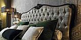 Італійська класична ліжко з натурального дерева Valpolicella фабрика Giorgio Casa, фото 6