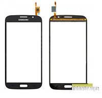 Сенсорний екран для мобільних телефонів Samsung I9150 Galaxy Mega 5.8, I9152 Galaxy Mega 5.8, чорний