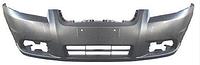 Бампер передний для Chevrolet Aveo T250 2006-12 SDN