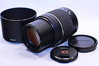 Обьектив Sony DT 55-200 mm F4-5.6 SAM