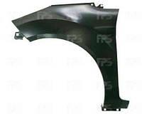 Крыло переднее правое для Ford Fiesta 2013-