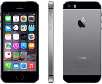Apple iPhone 5 16 GB White and Black Black