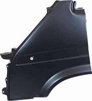 Крыло переднее правое с отверстием под повторитель поворота для Ford Transit 1986-91