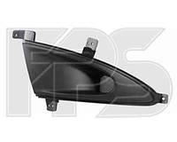 Решетка в переднем бампере правая (заглушка п/тум) для Hyundai Elantra 2006-10 (HD)