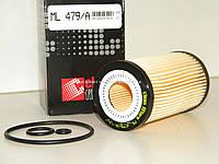 Фильтр масляный на Мерседес Спринтер 906 2.2CDI (OM646) 2006-> CLEAN FILTERS (Германия) ML479/A