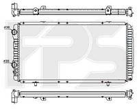 Радиатор охлаждения для CITROEN JUMPER 94-01 02-06, FIAT DUCATO 94-01 BOXER 94-01 02-06