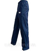 Мужские спортивные брюки, штаны Adidas из плащевки на х/б подкладке, одежда оптом Харьков