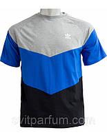Мужская футболка Adidas из хлопка, одежда недорого, в Киеве, дешевые футболки оптом Одесса