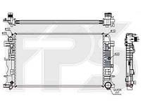 Радиатор охлаждения для MERCEDES BUS SPRINTER 06-12, VW CRAFTER 06-