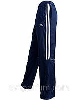 Мужские спортивные брюки, штаны adidas из плащевки на х/б подкладке  (копия), фото 1