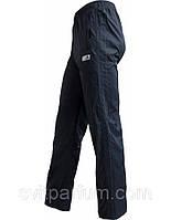 Мужские спортивные штаны adidas из плащевки на х/б подкладке, спортивная одежда (реплика)