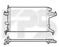 Радиатор охлаждения для OPEL CORSA C 01-03/CORSA C 04-07