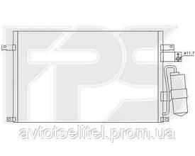 Радиатор кондиционера для CHEVROLET EPICA 06-11