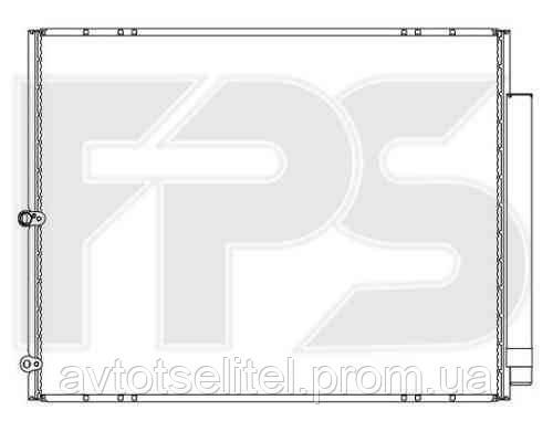 Радиатор кондиционера для LEXUS RX 04-08