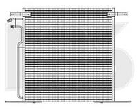 Радиатор кондиционера для MERCEDES BUS VITO / V-CLASS 96-02