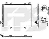 Радиатор кондиционера для MERCEDES 210 95-99 (E-CLASS)/210 99-02 (E-CLASS)
