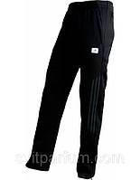 Мужские спортивные брюки, штаны Adidas трикотажные утепленные