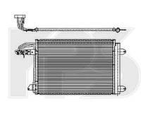 Радиатор кондиционера для SEAT ALTEA 04-/LEON 05-12/TOLEDO 05-09, SKODA OCTAVIA 05-09 (1Z3/1Z5) (A5)/OCTAVIA 09-13 (1Z3/1Z5) (A5)/SUPERB