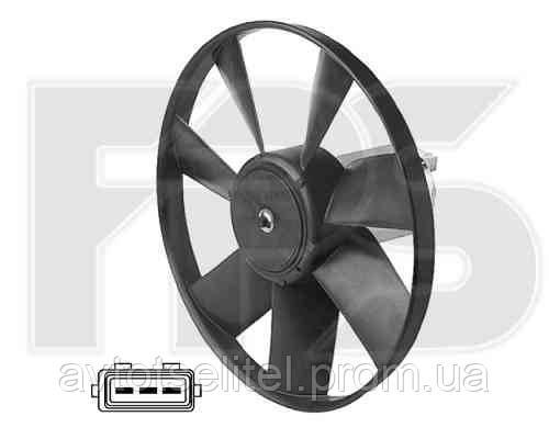 Вентилятор радиатора для AUDI 80 / 90 86-91/80 / 90 91-94/100 / 200 82-91, VW GOLF II 83-91/GOLF III 91-97/JETTA II 84-92/PASSAT 88-93